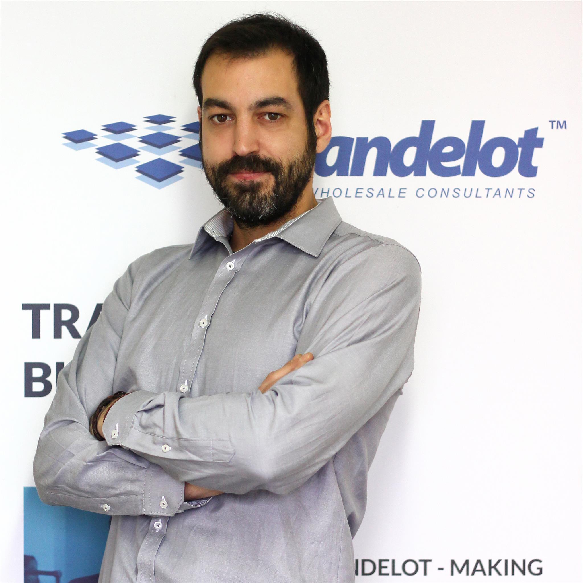 Business Consultant Jon Rodriguez