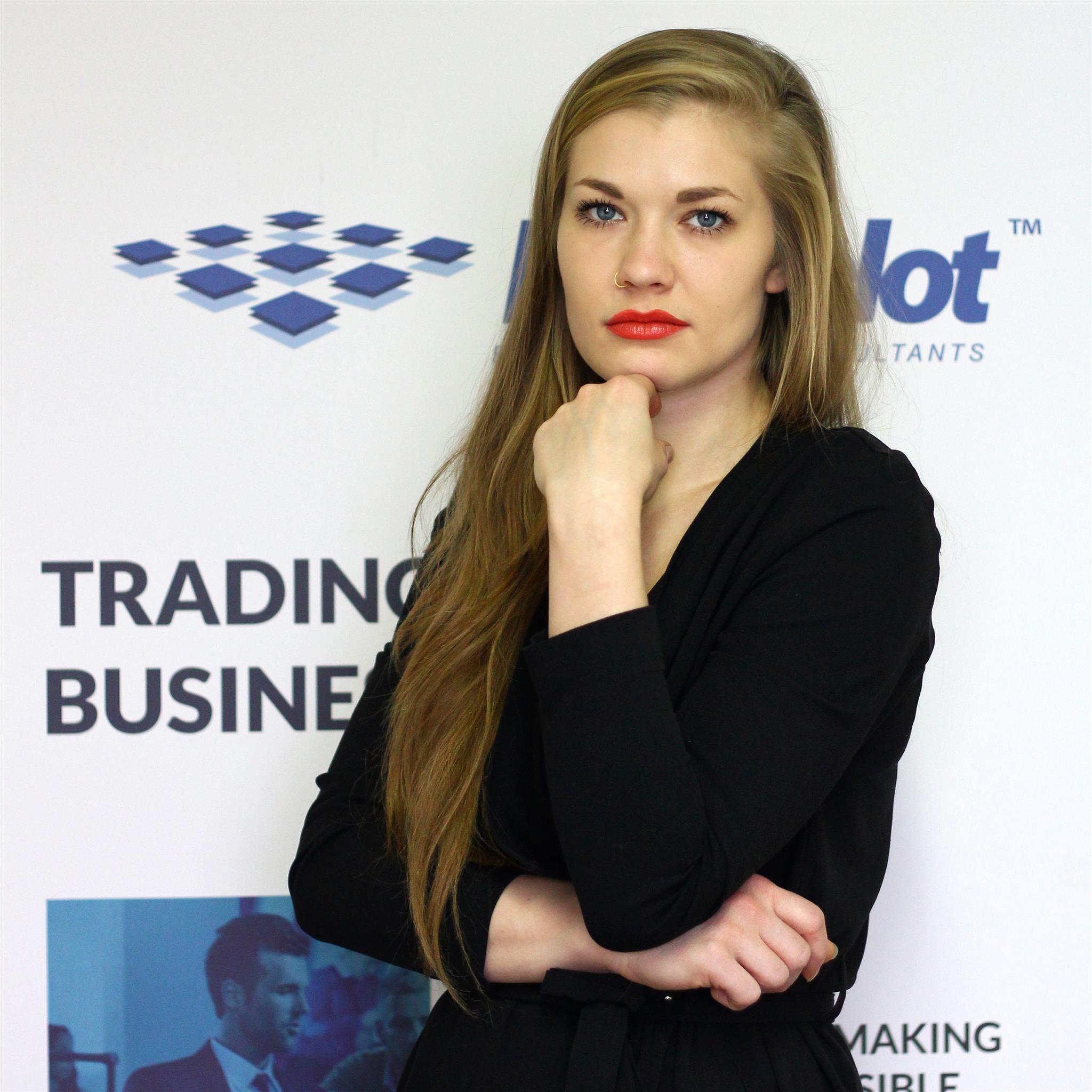 Partner Coordinator Lina Franikowska