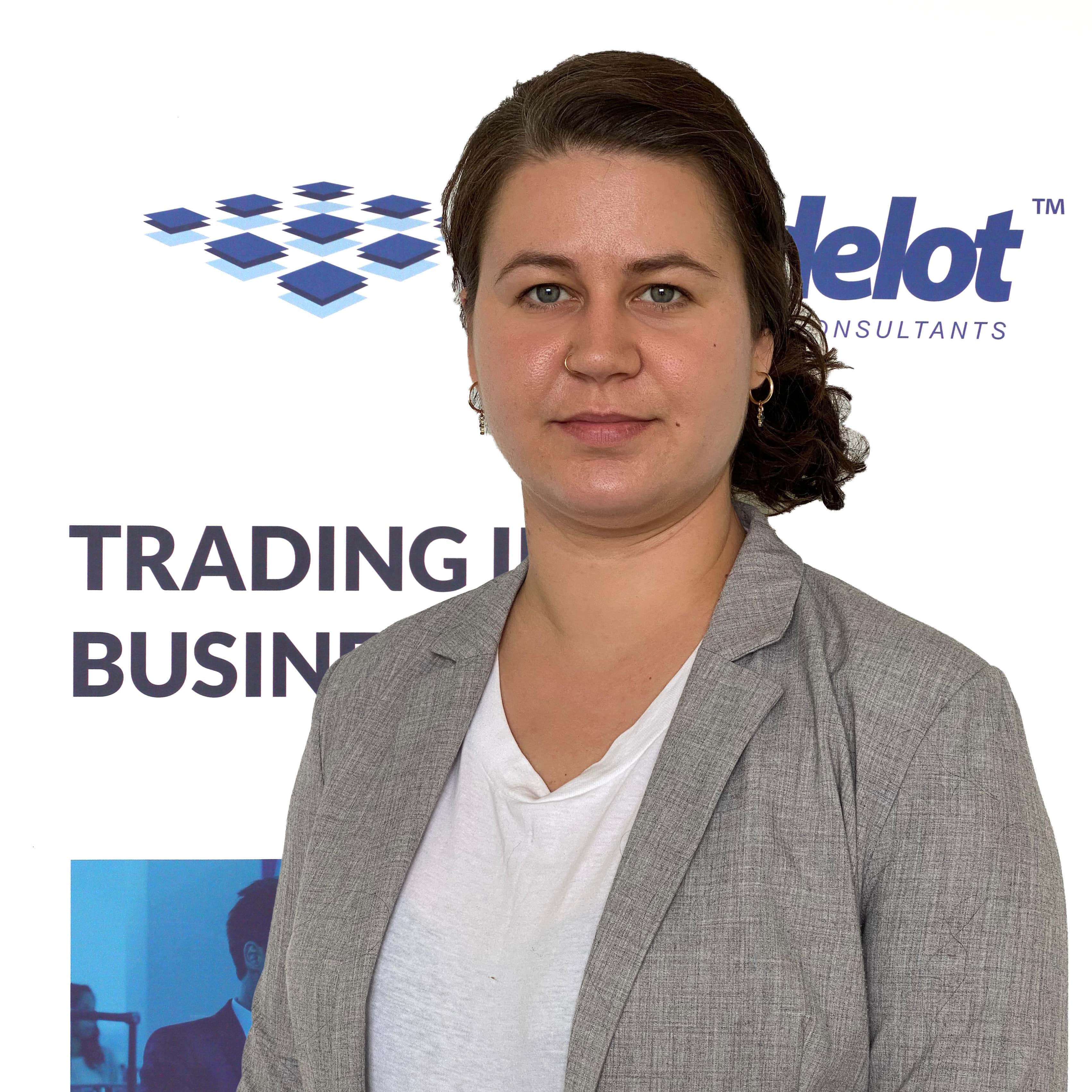 Partner Coordinator Aleksandra Rzadkowska